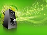 Green Speaker