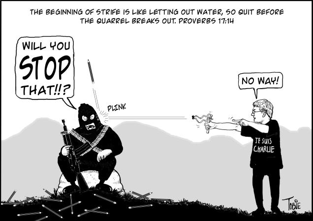 Charlie Hebdo WM