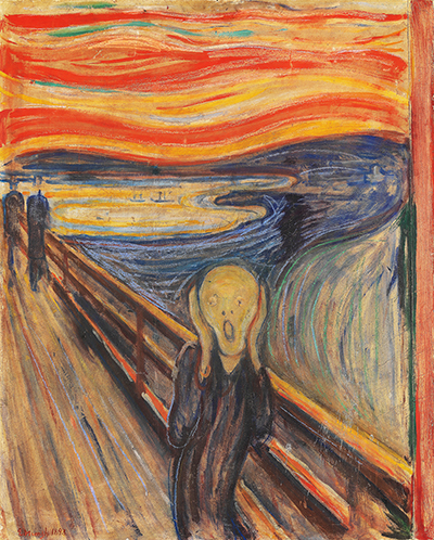 Scream Edvard Munch